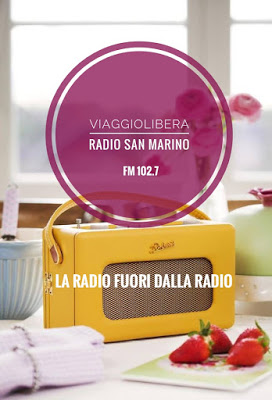 Viaggiolibera a Radio San Marino