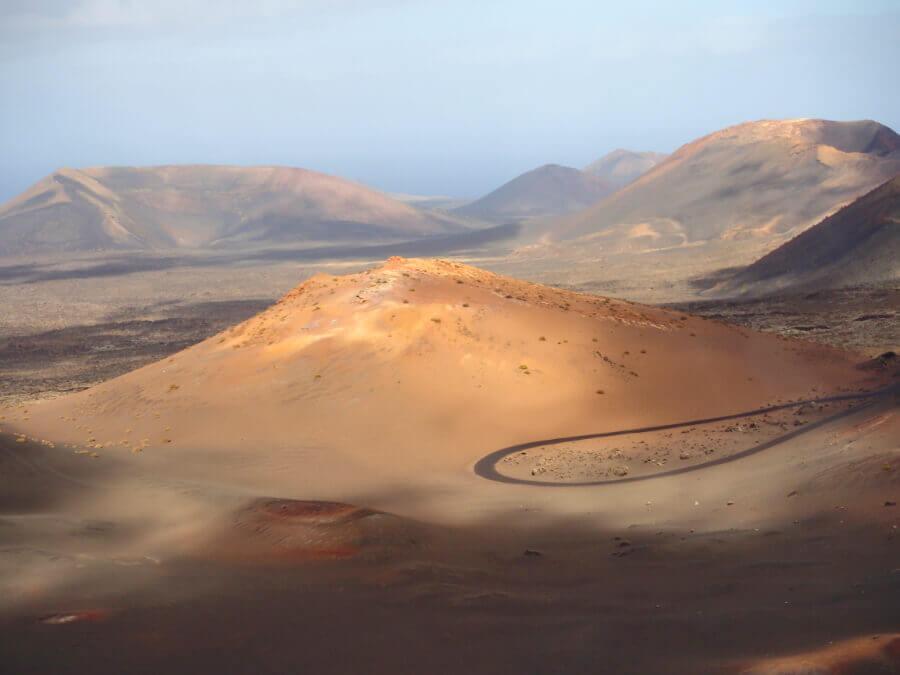 Parco Nazionale Timanfaya Lanzarote