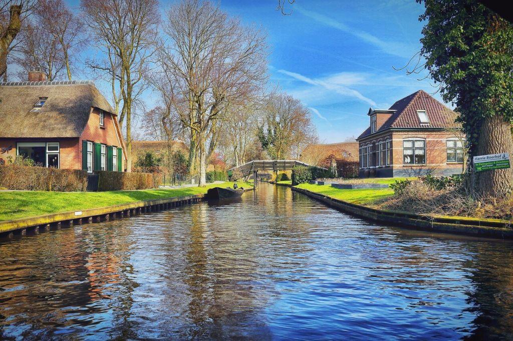 I canali di Giethoorn