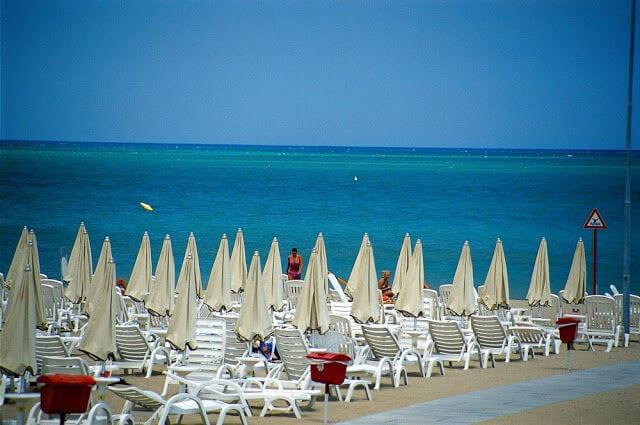 Spiagge di Riccione