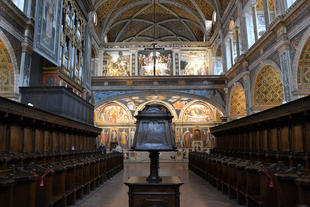 San Maurizio al Monastero Maggiore Milano