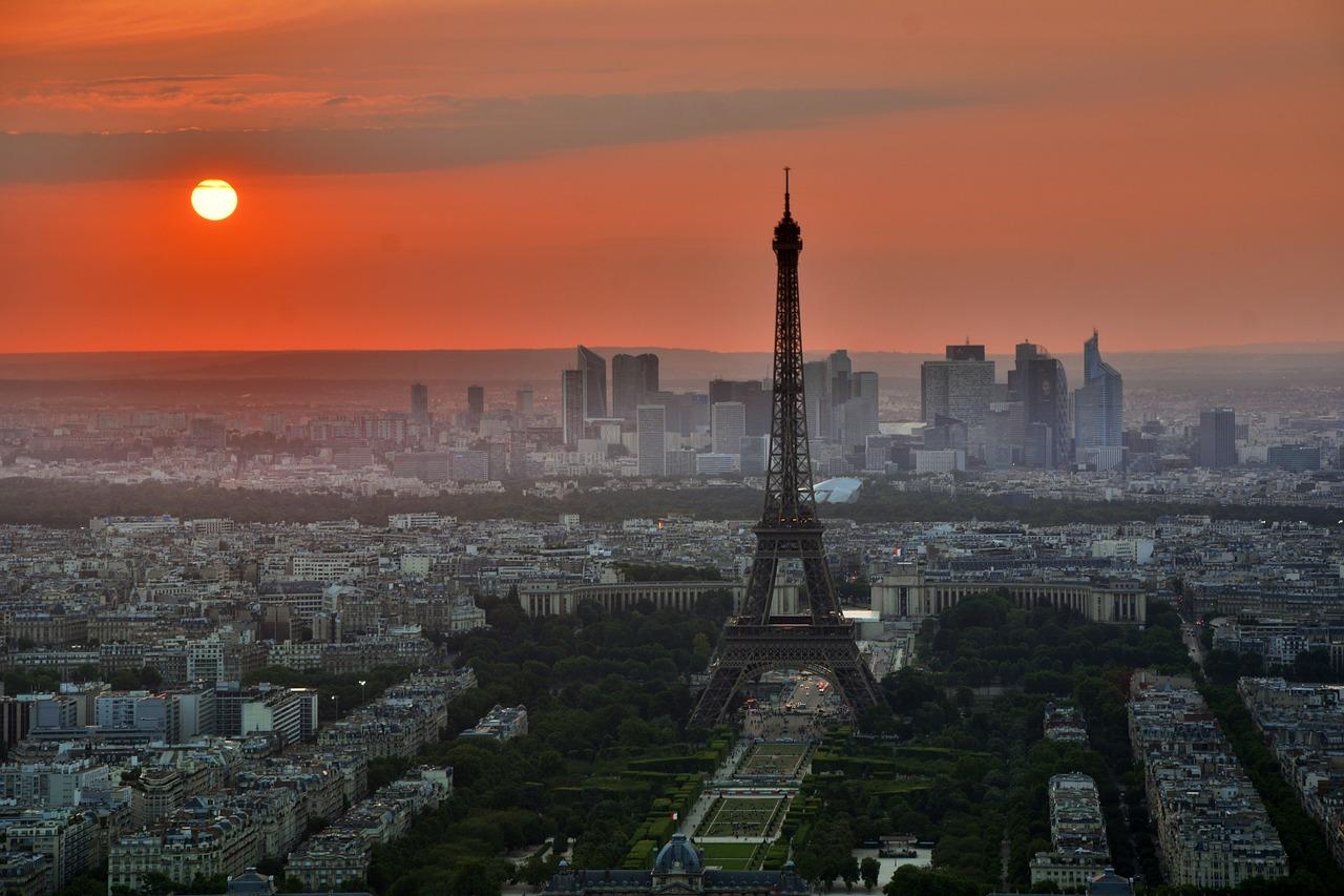 viaggio a Parigi 5 cose da vedere