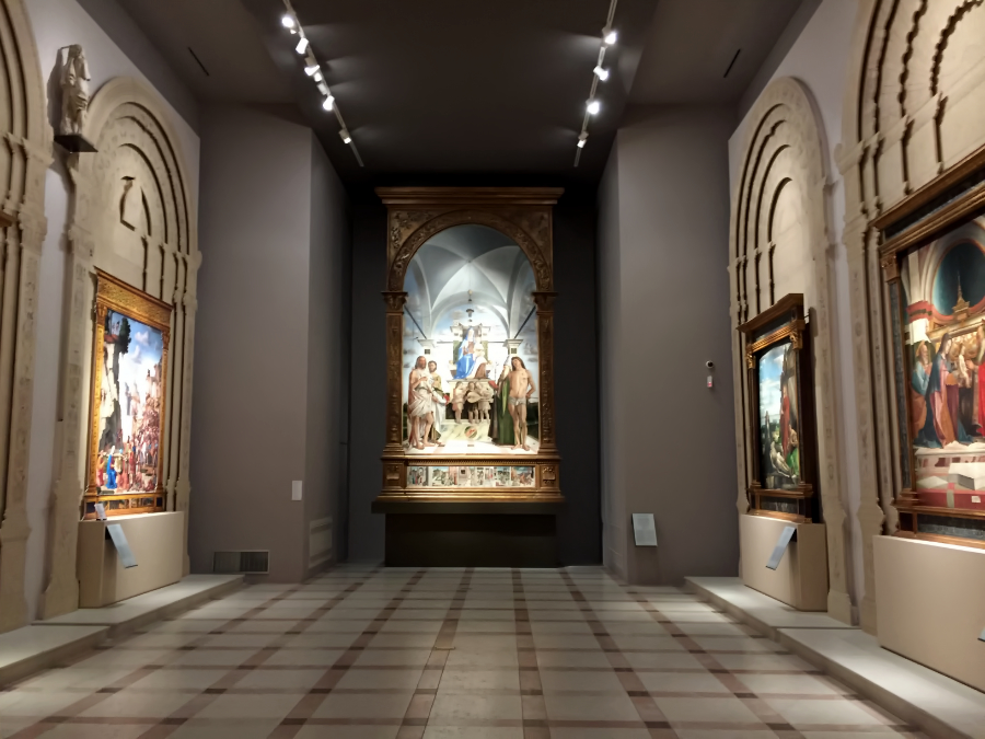 Palazzo Chiericati la Pinacoteca di Vicenza