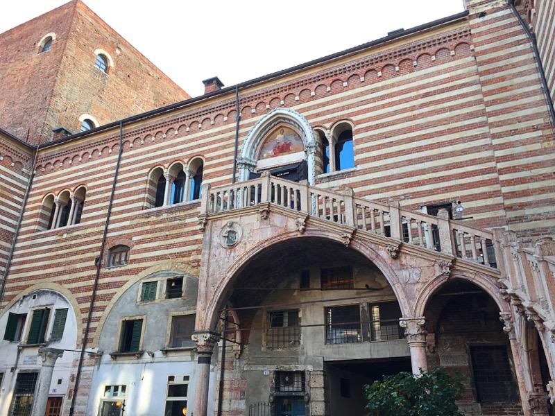Palazzo della Ragione Verona