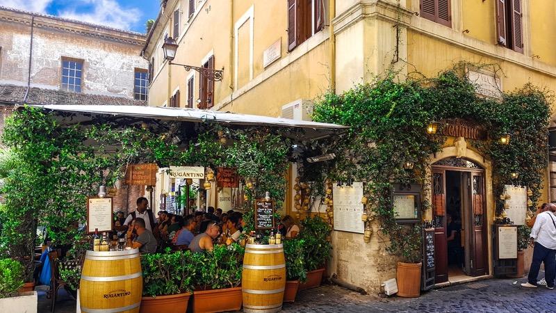 3 posti dove mangiare a Roma