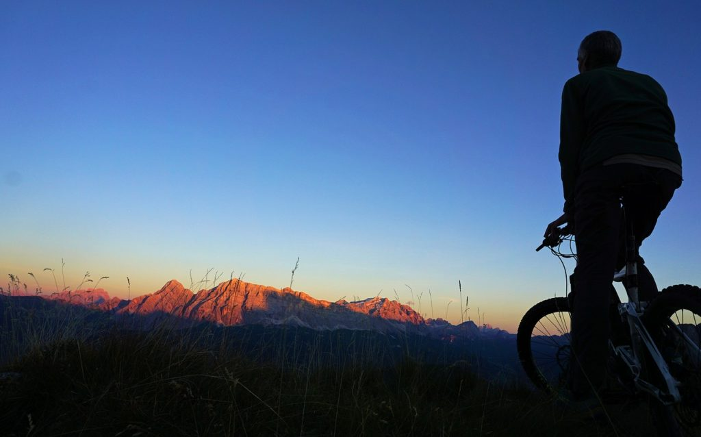 Escursioni bici Val Badia