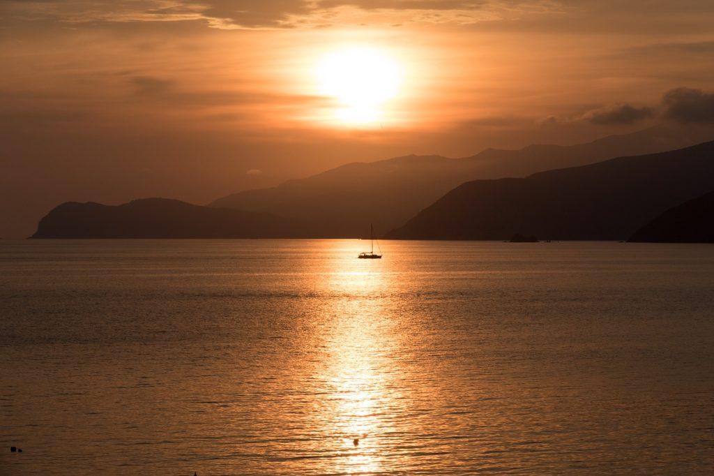 i luoghi per il tramonto all'isola d'Elba
