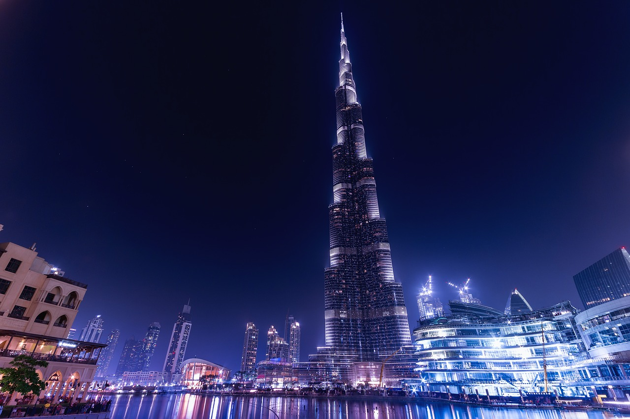 burj-khalifa dubai come visitarlo