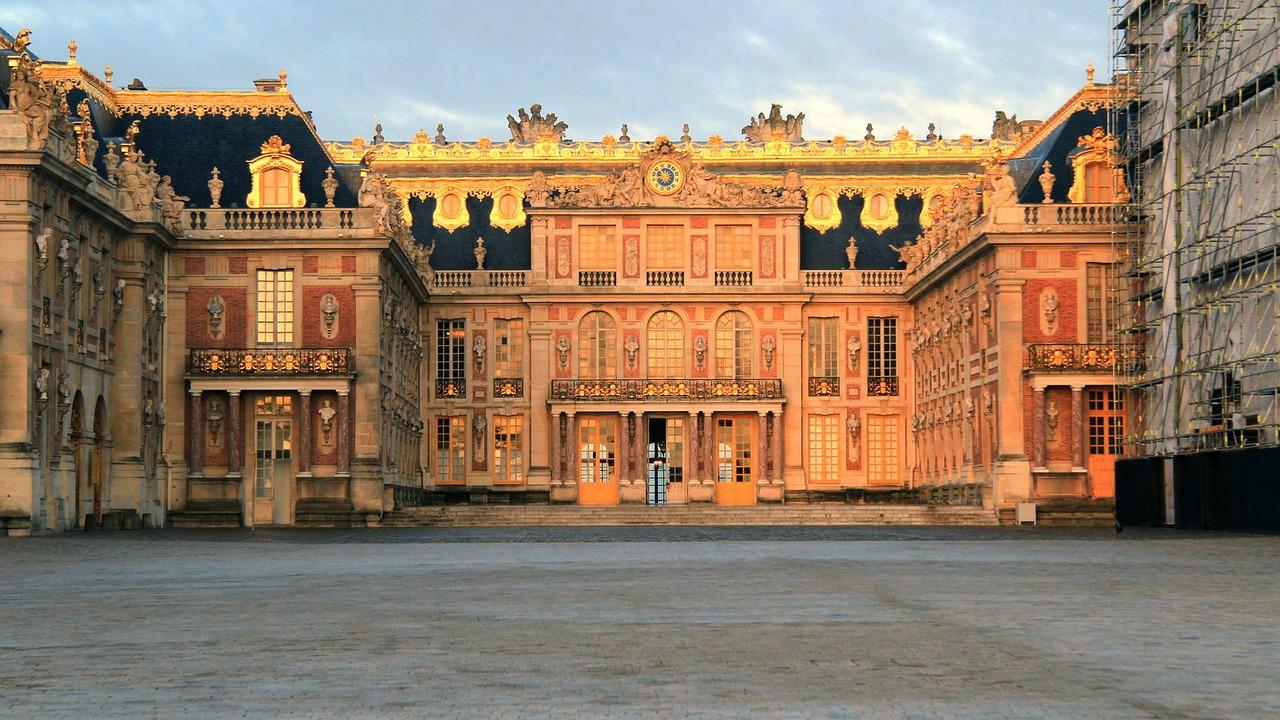 La Reggia di Versailles guida pratica alla visita