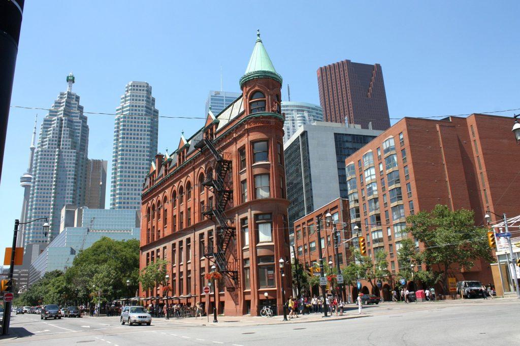 collegare siti Toronto