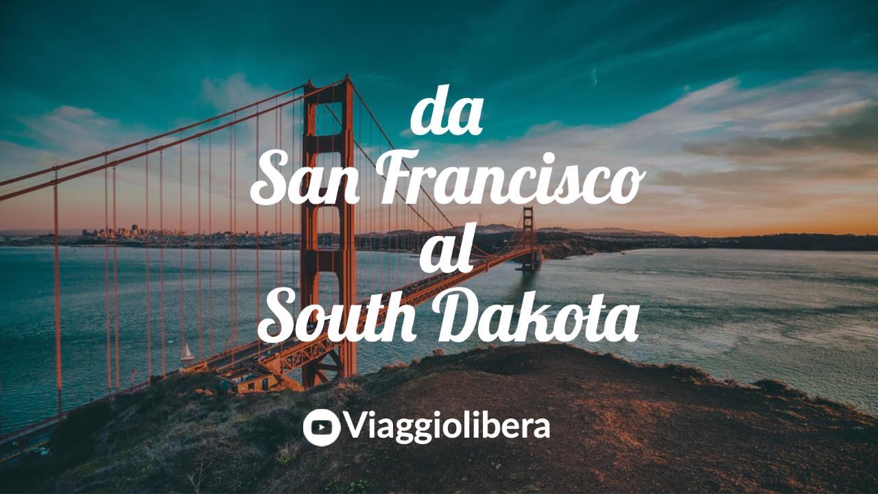 San San Francisco al South Dakota