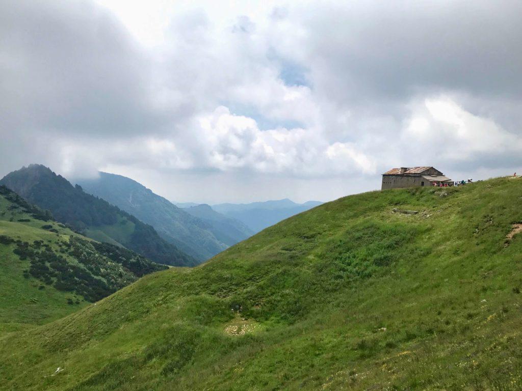 Prealpi Vicentine: l'anello delle Montagnole Alte e Basse