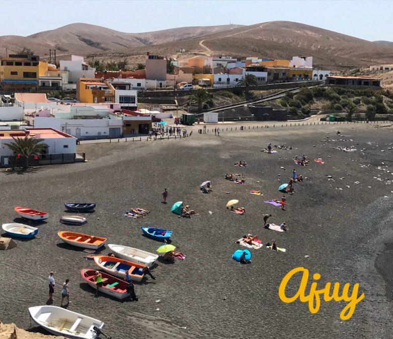 Ajuy Fuerteventura cosa vedere